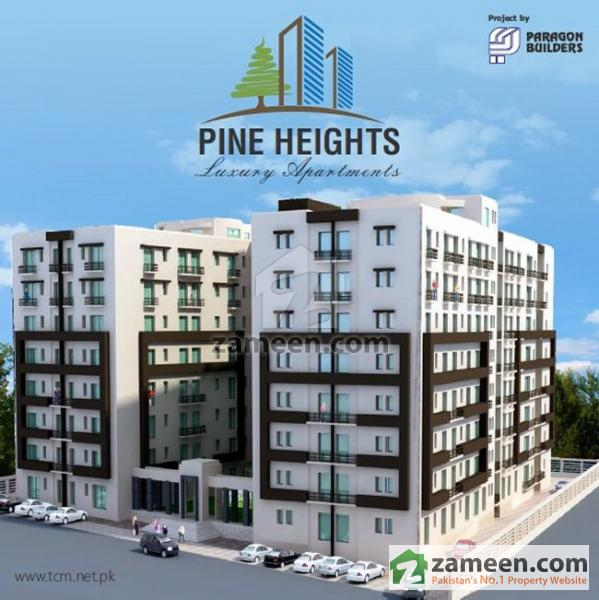 Pine heights luxury apartments d 17 islamabad for Efficacy apartments